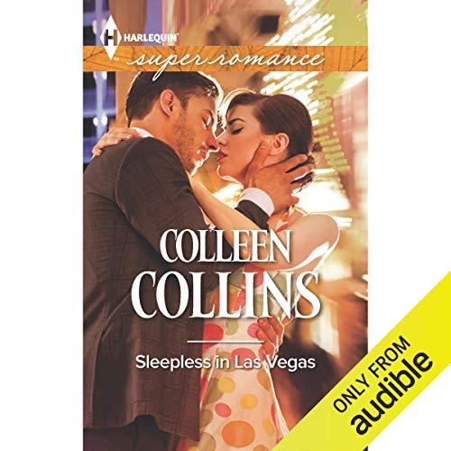 Sleepless in Las Vegas audiobook cover art
