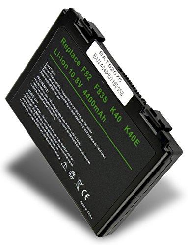 Batterie de remplacement pour Asus 07G016761875 (4400mAh/10.8V)