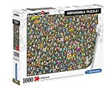 Clementoni - 39550 - Impossible Puzzle - Mordillo - 1000 Pezzi - Made In Italy - Puzzle Adulti
