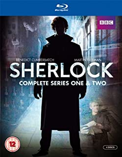 Sherlock - Complete Series 1 & 2 [Edizione: Regno Unito] [Edizione: Regno Unito] (B006K1IIHA) | Amazon price tracker / tracking, Amazon price history charts, Amazon price watches, Amazon price drop alerts