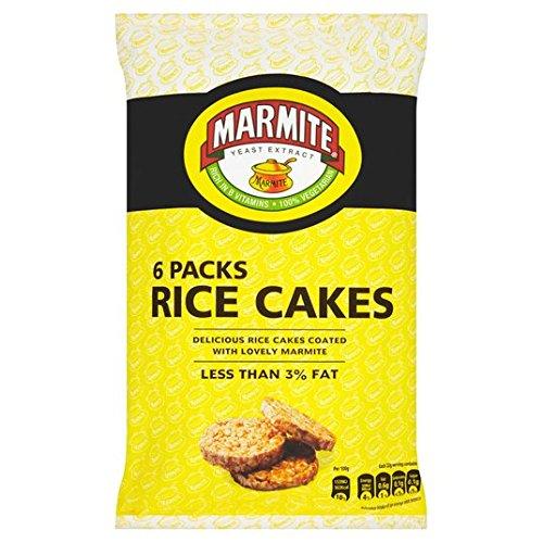 Marmite Reiskuchen Multipack 6 X 22G