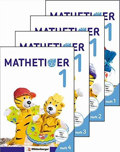 Mathetiger 1 – Heftausgabe · Neubearbeitung: Differenzierend – individualisierend – motivierend (Mathetiger - Neubearbeitung)