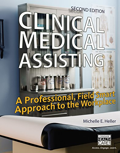 51Xv0b2BviL - Clinical Medical Assisting: A Professional, Field Smart Approach to the Workplace