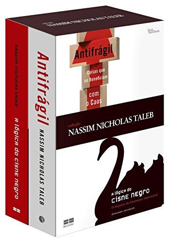 Nassim Nicholas Taleb - Kit Exclusivo Amazon