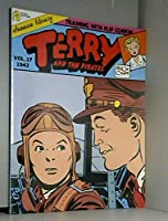 Training With Flip Corkin (Terry and the Pirates) 0918348919 Book Cover