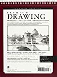 Premium Drawing Pad 8'' X 10'' (Sketchbook, Sketch book) (Studio)