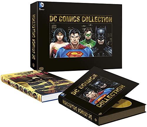 L'Âge d'or DC Comics - Coffret DVD - DC COMICS [Édition Limitée et Numérotée]