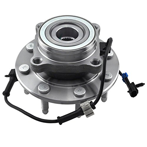 WJB WA515058 - Front Wheel Hub Bearing...