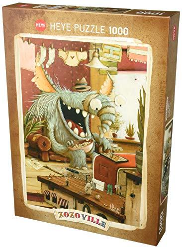 Heye 3329865 1000 Teile Puzzle, Mehrfarbig
