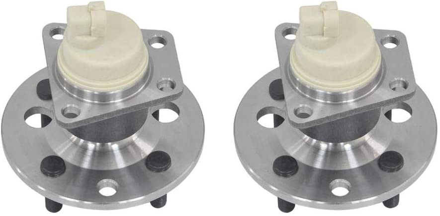 VioletLisa 1 Pair Rear Wheel Hub 2021 autumn and winter new Bearing ABS Sale price 91-9 W For Assembly