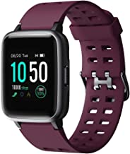 YAMAY Smart Watch for Android and iOS Phone IP68 Waterproof, Fitness Tracker Watch with..