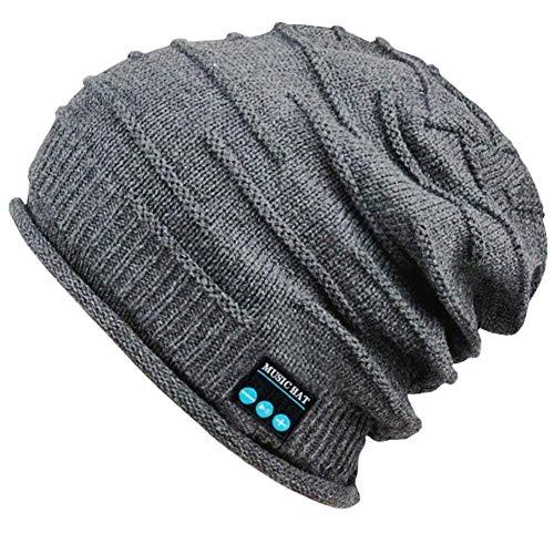 Upgraded Wireless Bluetooth Beanie Hat...