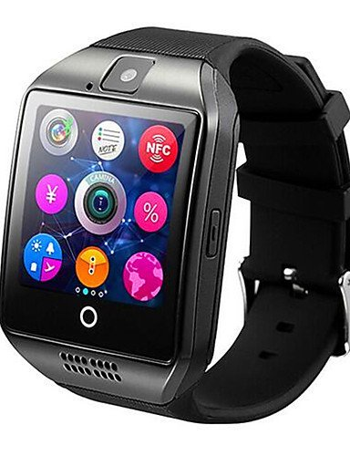 Q18Smart Watch plug-in de teléfono móvil General Cassette NFC Sistema IOS Android