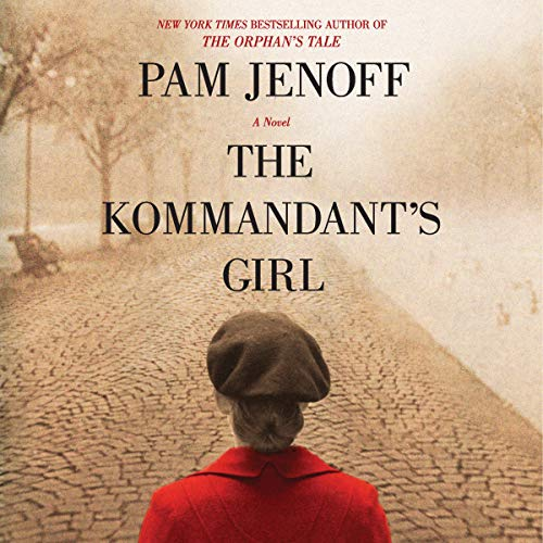 The Kommandant's Girl audiobook cover art