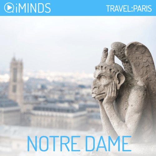 Notre Dame audiobook cover art