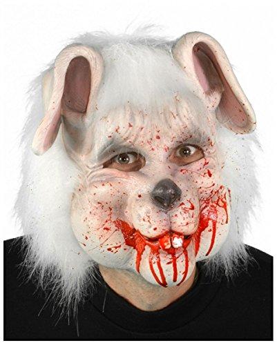 masque d'horreur Bloody Bunny
