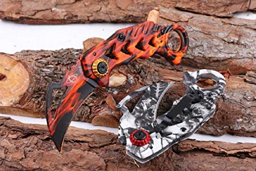 CP-CA-048 - Couteau Karambit Camouflage MK-3\
