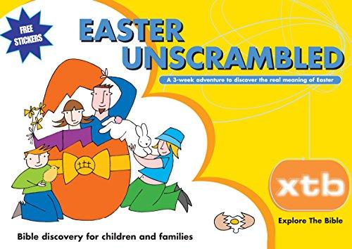 XTB: Easter Unscrambled