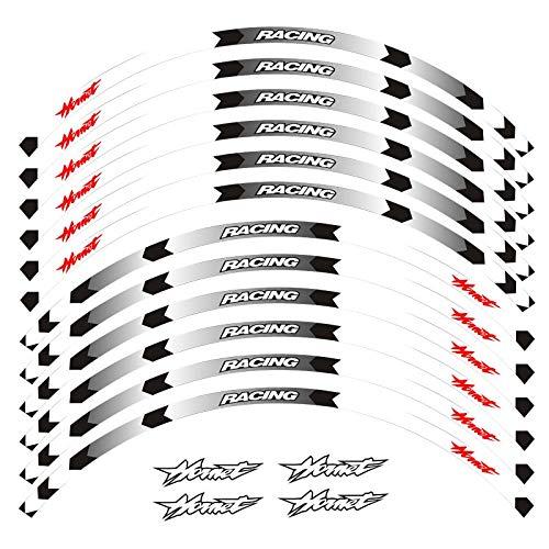 Llantas Rim Stripes 7 estilo de la rueda de la rueda de...