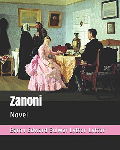 Zanoni: Novel