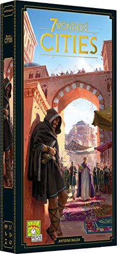 7 Wonders - Extensión Cities (edición 2020)
