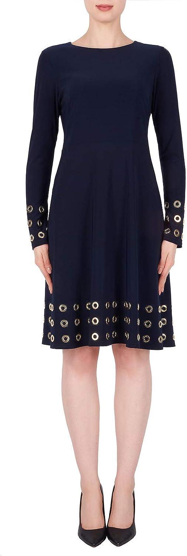 Joseph Ribkoff Midnight bluee Dress Style 191009