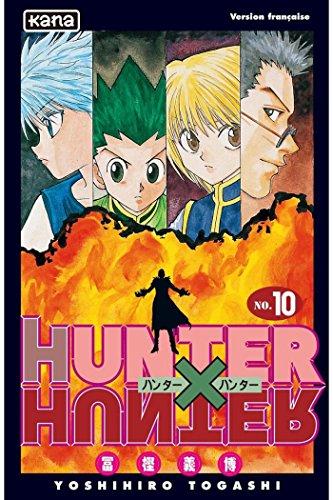 Hunter X Hunter - Tome 10 (Shonen)