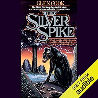 The Silver Spike audiobook cover art