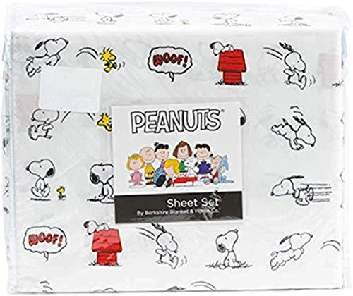 Berkshire Decke & Home Snoopy, Woodstock & Doghouse Spielset (Doppel)