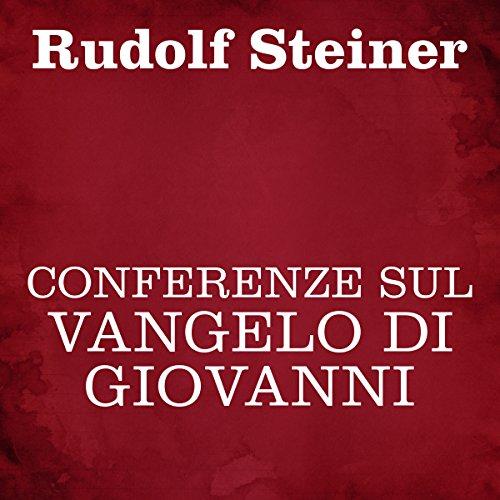 Conferenze sul Vangelo di Giovanni copertina