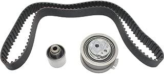Timing Belt Kit compatible with 2004-2010 VW Beetle Jetta Passat Golf 1.9L 2.0L Turbo Diesel