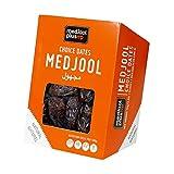 1 kg Medjool Dátiles jugosos y tiernos, talla grande en caja