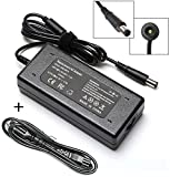 90W AC Adapter Laptop Charger for Hp Elitebook 8460p 8470p 8440p 8560p 8760p 8460w 8470w 8570w 8770w Probook 4430s 4440s 4520s 4530s 4540s Compaq 6730b 6530b 6560b Laptop Notebook Power Supply Cord