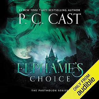 Elphame's Choice: Partholon, Book 4 audiobook cover art
