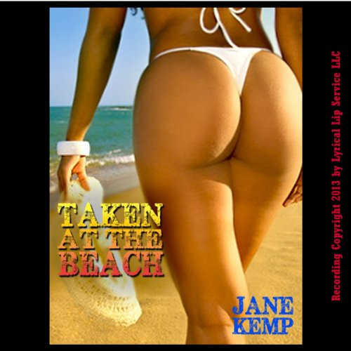 Taken at the Beach audiobook cover art
