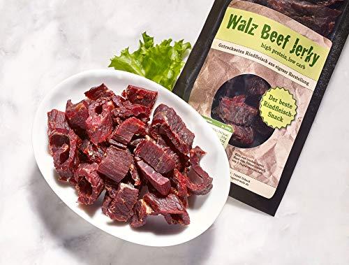Walz Beef Jerky Teriyaki 5 mal 100g eigene Herstellung in Deutschland