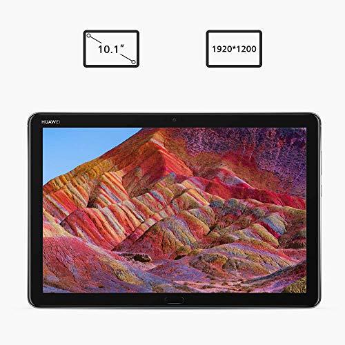 『HUAWEI MediaPad M5 lite 10 10.1インチタブレット Wi-Fiモデル RAM3GB/ROM32GBメモリ 高精細IPSディスプレイ搭載 1920x1200高解像度タブレット 4スピーカー搭載 7500mAh大容量バッテリー【ファーウェイ正規品】』のトップ画像