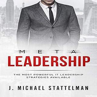 Meta Leadership audiobook cover art