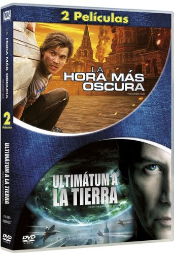 La Hora Mas Oscura / Ultimatum A La Tierra - Bd Duo [DVD]
