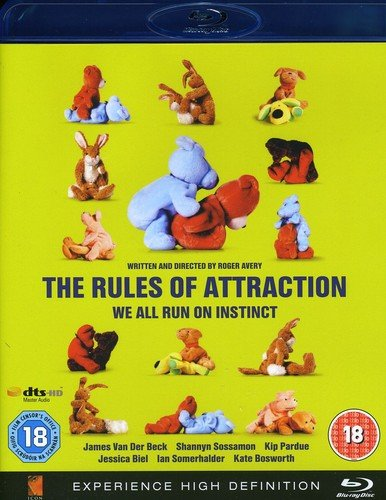 ICON Rules Of Attraction [BLU-RAY]