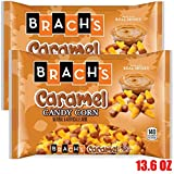Caramel Candy Corn - 2 Pack   Made With Real Honey   Harvest Halloween Thanksgiving Autumn Fall...