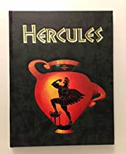 Hercules: 1997 Cast and Crew Yearbook for Animated Disney Film