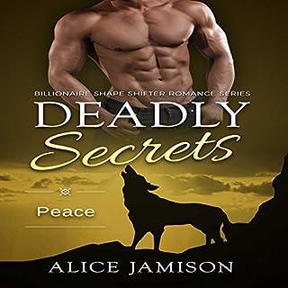 Deadly Secrets Peace  audiobook cover art