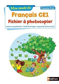 Enfants Livres Pdf Mon Annee De Francais Ce1 Livres Pour