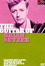 Fender Home & Office 0995501066 Brian Setzer Hot Licks Music Staff Paper