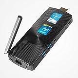 MeLE Fanless Mini PC Stick Intel Celeron J3455 6G/128G Windows 10 Pro Mini Computer Support HDMI 4K Dual Band WiFi with Gigabit Ethernet Port PCG02 APL (PCG02 J3455/6GB+128GB/Windows 10 Pro)