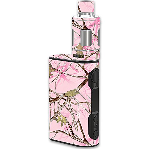 MightySkins Skin Compatible with Eleaf iStick QC Kit – Conceal Pink | Protective, Durable, and Unique Vinyl Decal wrap Cover | Easy to Apply, Remove, and Change Styles | Made in The USA
