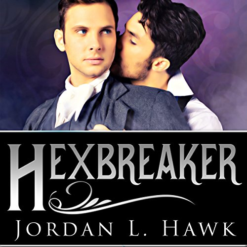 Hexbreaker audiobook cover art