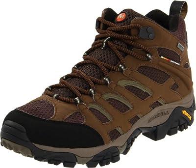 10c4de1758b Merrell Men s Moab Mid Gore-Tex Hiking Boot