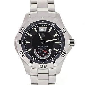 TAG Heuer Men's WAF1010.BA0822 Aquaracer Grande Date Watch image